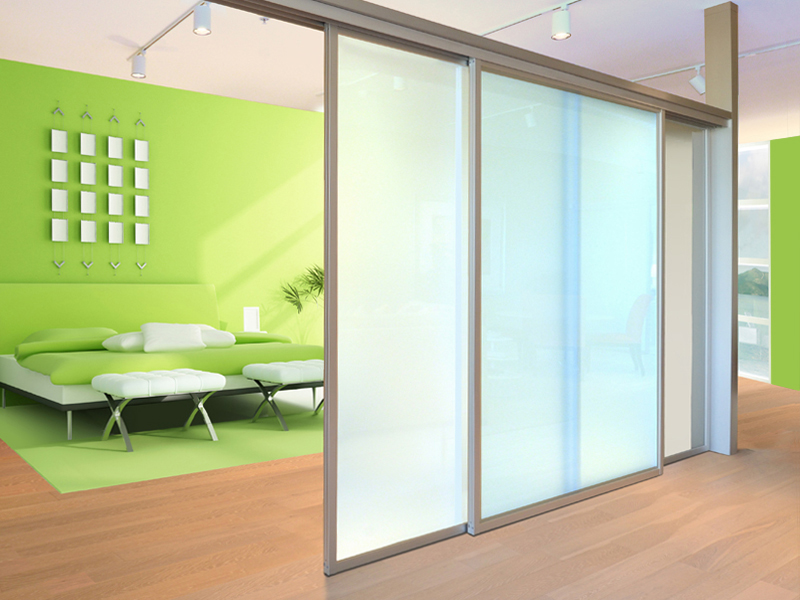 INTERIOR SLIDING DOOR SYSTEMS